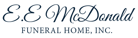 E. E. McDonald Funeral Home, Inc